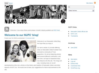 nufcblog_screenshot