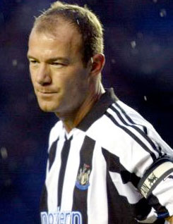 Duff wants Shearer.