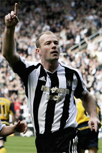 Shearer scores but still in limbo.