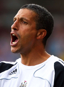 Hughton stakes his claim