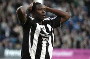 Shola: Chuckle Brothers love in.