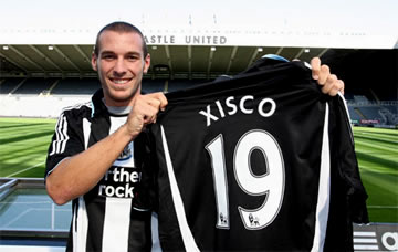 Xisco - Drinking in the last chance saloon?
