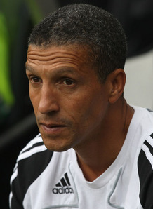 Hughton making the most of it