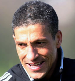 Hughton: Promotion first.