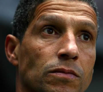 "Hughton: ""Nothing in it""."