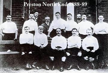 Preston North End: A proud history.