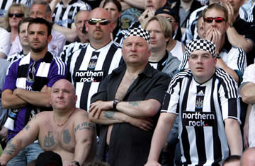 Toon supporters: Happier than last season?