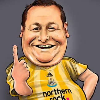 Mike Ashley: Stick or twist? (pic by Paul Hutchinson)