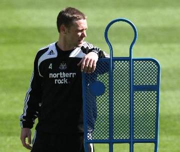 Kevin Nolan: Future captain?