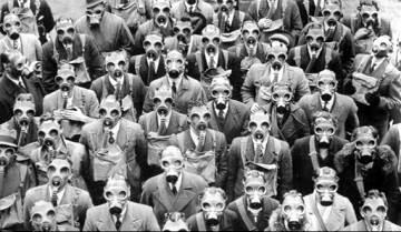 Middlesbrough fans queue outside the Riverside.