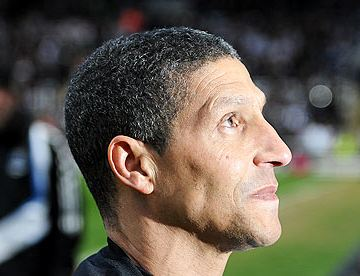 Hughton's rhetoric is becoming tiresome.