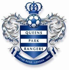 QPR's celebratory centenary crest.