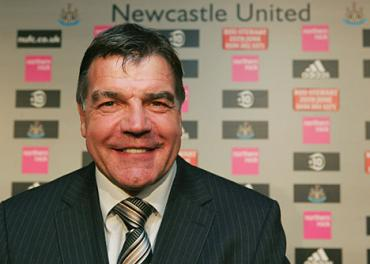 Allardyce - Party pooper?