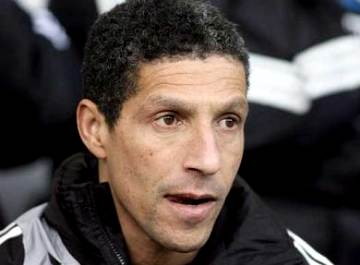 Hughton: On the sniff despite what the press say.