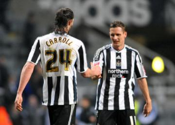 Newcastle need backup for these two.