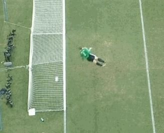Goal? What goal?