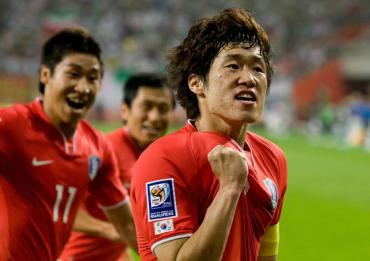 Park Ji Sung - An Asian success in England.