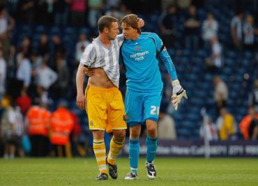 Tim Krul - The future Shay Given?