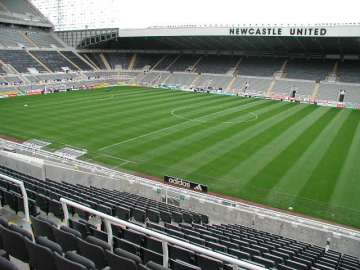 St James' Park - Full to the brim?