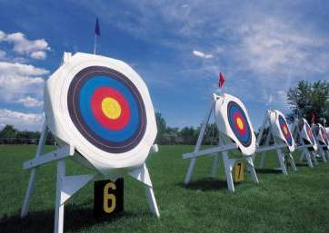 Line up your targets!