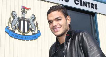 Ben Arfa - Ready to impress.