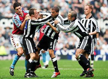 Remeber this? The last time Villa won at SJP.