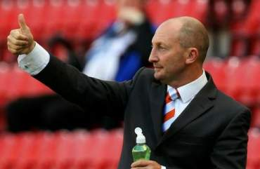 Ian Holloway - The surprise package of the weekend.