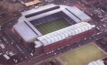 Ibrox - Home of the teddy bears.
