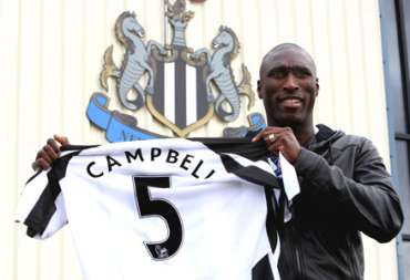 Campbell is aiming for Europe... Hmmm...