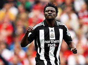 Martins - Scorer in our last match at Old Trafford.