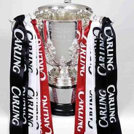 Carling Cup anyone? Meh....