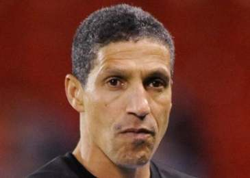 One Chrissy Hughton?