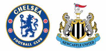 Chelsea v Newcastle United.