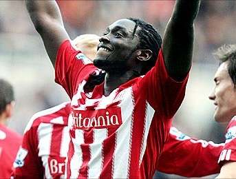 Kenwyne Jones - Played a blinder.