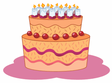 It's my birthday...... kind of.....