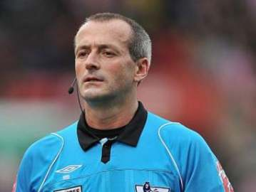 Martin Atkinson - The man in question.