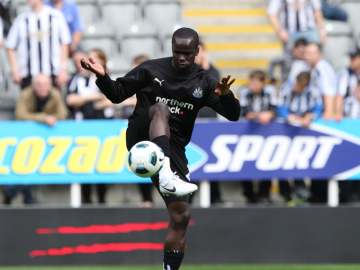 Tiote - Key to Newcastle this weekend?