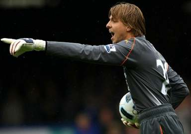 Tim Krul - Newcastle's new number one?