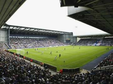 The Hawthorns - Home of The Baggies.