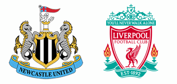 Newcastle United v Liverpool.