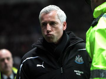 Pardew: Poor excuses.