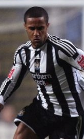 Wayne Routledge, Newcastle United
