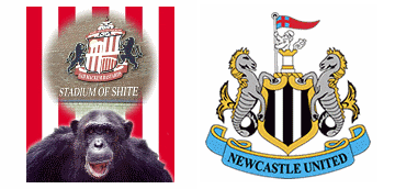 Sunderland v Newcastle - match banter