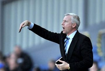 Pardew: Wants Newcastle to be more like Barcelona.