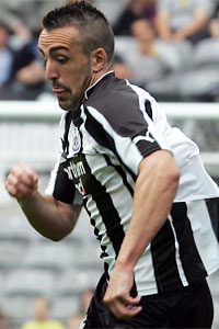 Jose Enrique, Newcastle United