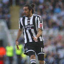 Jonas Gutierrez, Newcastle United
