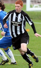 Michael Richardson, Toon Youth Team