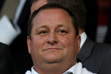 Mike Ashley, Newcastle owner who will prove himself in the summer