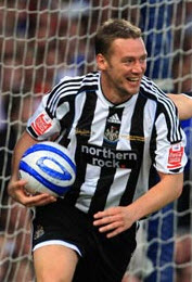 Kevin Nolan, Newcastle United