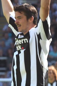 Joey Barton, Newcastle United
